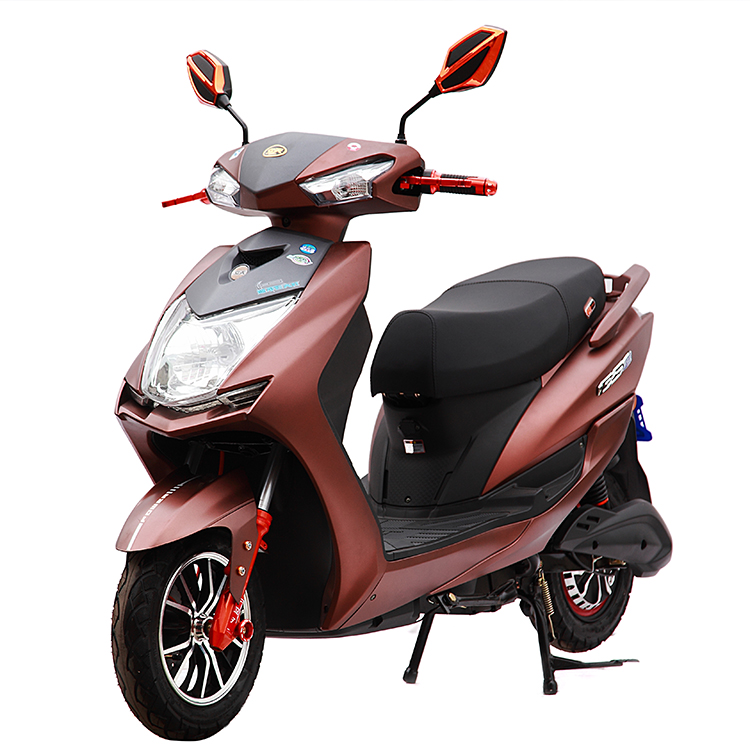 Chinese Electric Velcle Optional Color Electric Sports Motorcycle