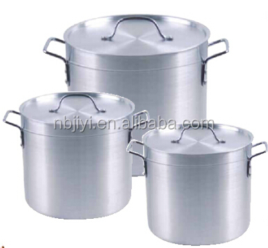 7pcs aluminum pot sets
