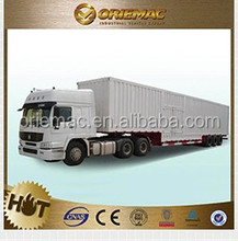 Car Truck Trailer for export aluminum Box Body Trucks trailers , trailer dimensions and truck prices