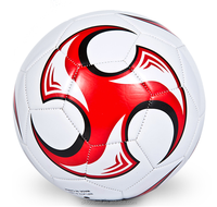 bouncing ball soccer import export logo design machine stitched PVC football game leather soccer ball