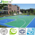 high quality acrylic acid sport flooring for basketball