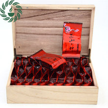 Good Taste Red Tea 30 bags with Gift Box Packing Super Wuyi Black Tea Organic Chinese Lapsang Souchong