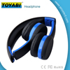 Lightweight Stereo Headphone Folding Adjustable Headband Headset Earphone with Microphone