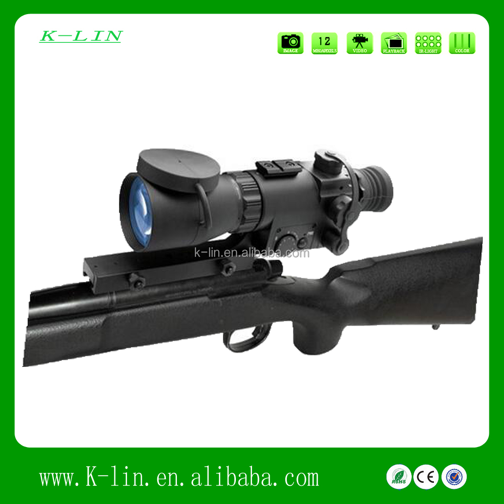 Cheapest Generation 1 Long Range Infrared Night Vision Rifle Scope