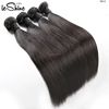 Hot Sale Most Popular Factory Price 6a No hedding No Tangle Raw Indian Temple Hair Natural