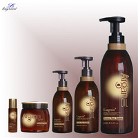 Sulfate free oily hair shampoo contains moroccan argan oil 300ml/500ml for wholesale