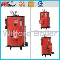 50-300kg/h Capacity Oil/Gas Steam Boiler For Food Industry
