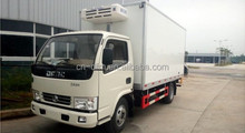 Dongfeng EURO II 1T refrigerated cargo van/refrigerator truck