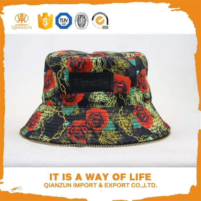 OEM and ODM fashion men summer bucket hats and caps