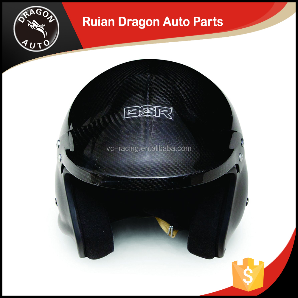Factory Price safety helmet / f1 racing helmet (The light carbon fiber)