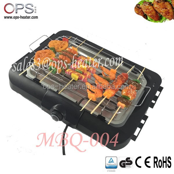220V 2000W thai barbecue grill MBQ-004 s3