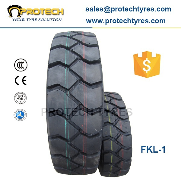 Forklift Tyre 250-15 27x10-12 28x9-15 300-15 with good quality