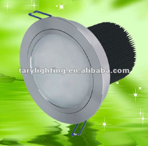 7W high quality dimmablel led downlight