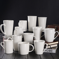 wholesale cheap personalized decal logo printed custom ceramic mug