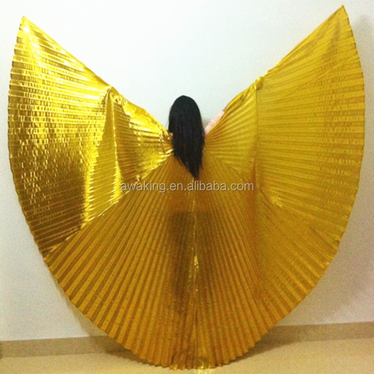 Best dance performance isis wings children dance costumes angel wings for girls kids OEM service