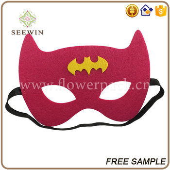 wholesale decorative costume paper party eye mask