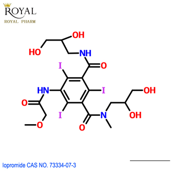Iopromide Between 97.0% and 102.0% Cas no. 73334-07-3