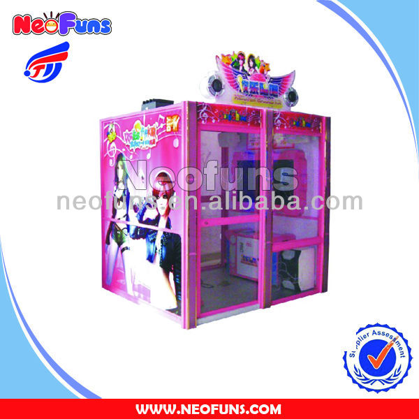 Latest design! Happy Song Jukebox Music Machine for Sale