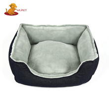 Excellent Material Factory Directly Provide Non Slip Warm Pet Dog Beds