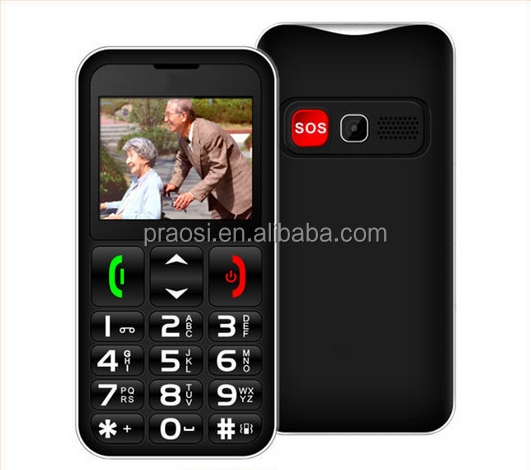 senior mobile phone / FM cheapest seniors cellphone