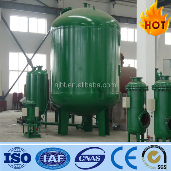 Water Treatment Purifying System Active Carbon Filter