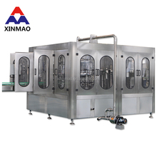 purified water production line factory, natural mineral water carbonated energy drinks can filling machine