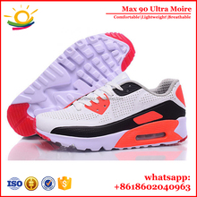 Max Lightweight and Comfortable Sport Shoes <strong>Air</strong> 90 Ultra Moire Zapatillas deportivas hombre Top Quality