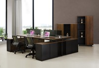 High End Office 4 seats Executive Desk