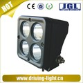 truck aluminum housing square headlamp high quality 10w Cree LED Work Light hid offroad light 40w