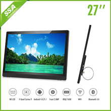 High quality! 27 inch Android digital signage player Original google android tablet pc manual