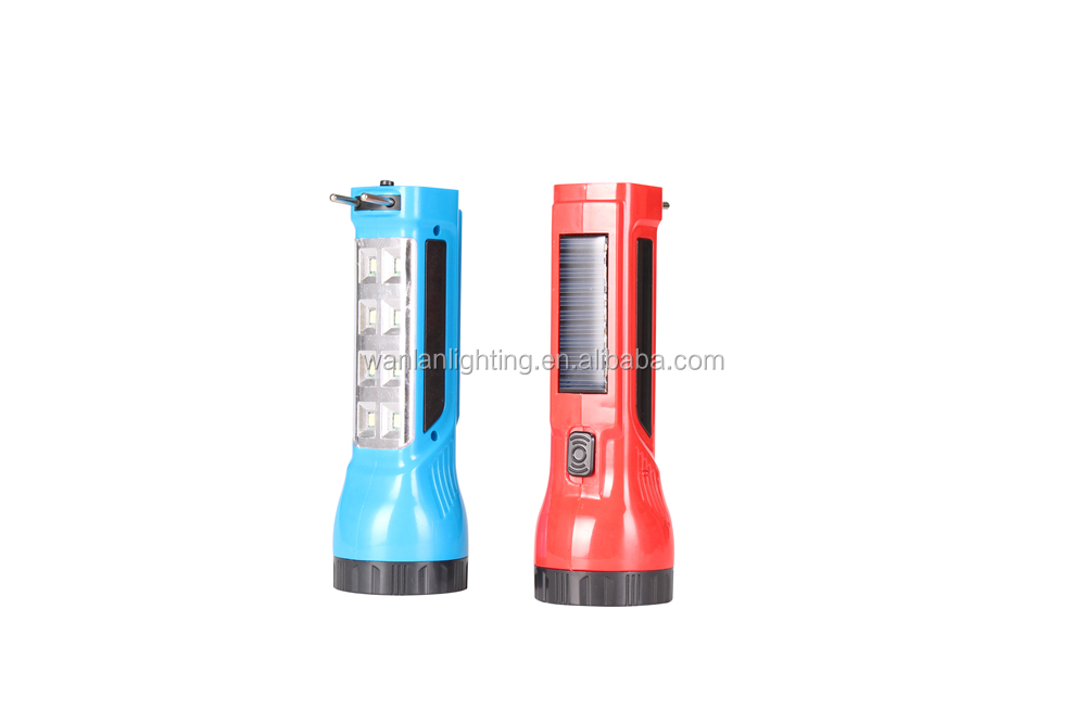 Multi color flashlight