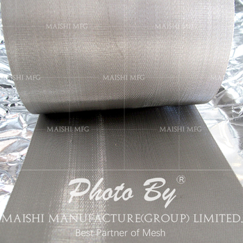 100micron stainless steel mesh air filter