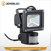Outdoor PIR Motion Sensor Waterproof 10W LED Flood Lights IP65