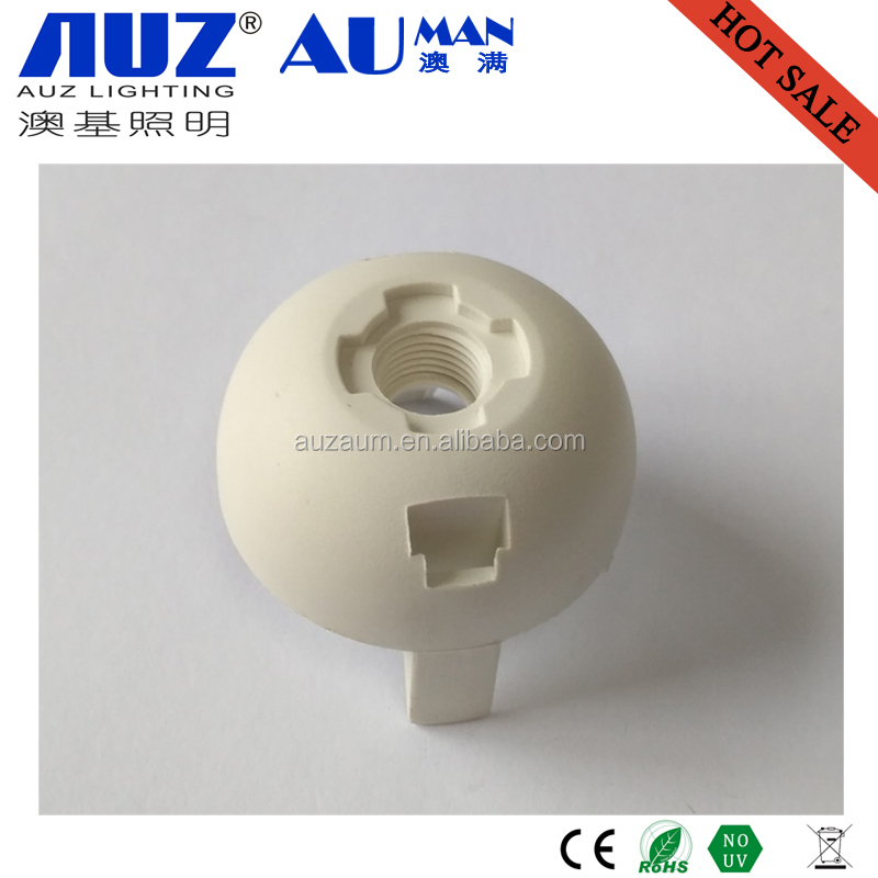 Plastic end caps E27 lamp holder,lamp socket