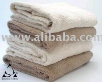 Organic 100% Egyptian Cotton Towels