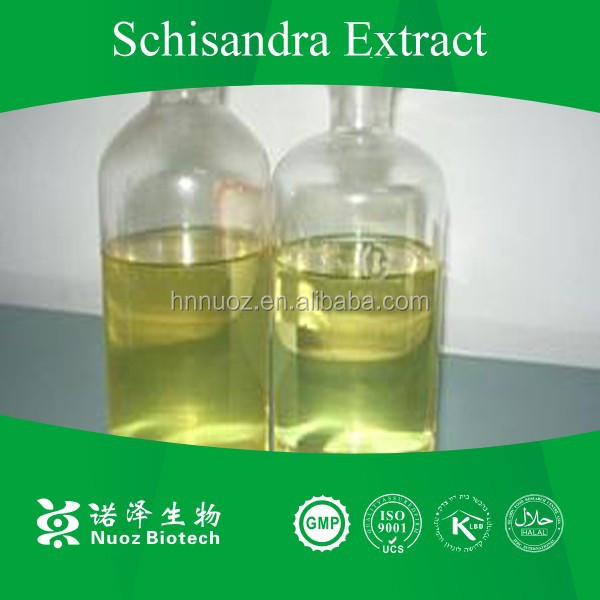 Reducing blood fat natural herb extract schizandra extract schizandra oil