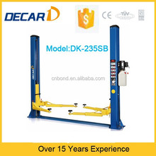 Launch 220v car lift machine lift the car