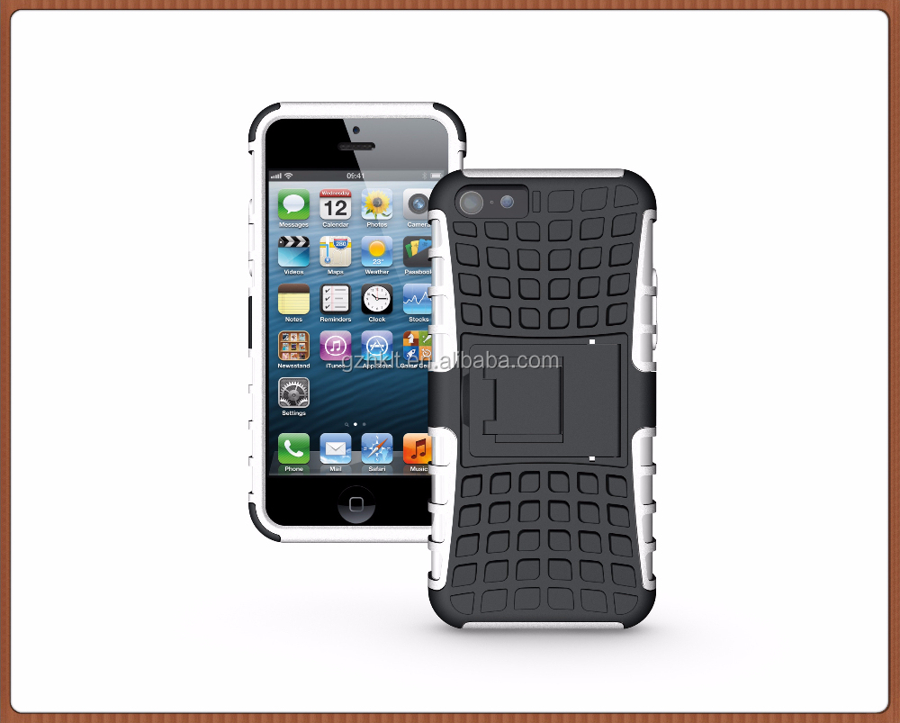 Hot price Kickstand cover classic type mobile phone case for iPhone 5C