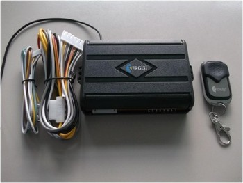 Remote-controlled Sliding Door Module