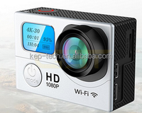 2016 hot smart action dv Wi-Fi remote control camera with sport function Full HD Screen