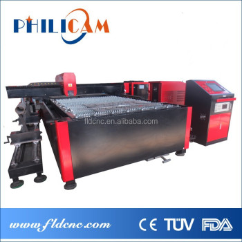 New deisgn Jinan lifan PHILICAM FLD1325 yag metal cutting laser machine
