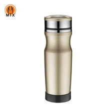 DC 12V Stainless Steel Travel Heated Thermos Coffee Tea Pot Mug Cup In Car