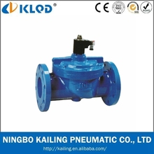 Low Temperature Gas Liquid Flange Type Electrically Controlled ZCS Valve