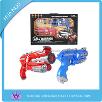 NEWEST infrared toy laser plastic guns