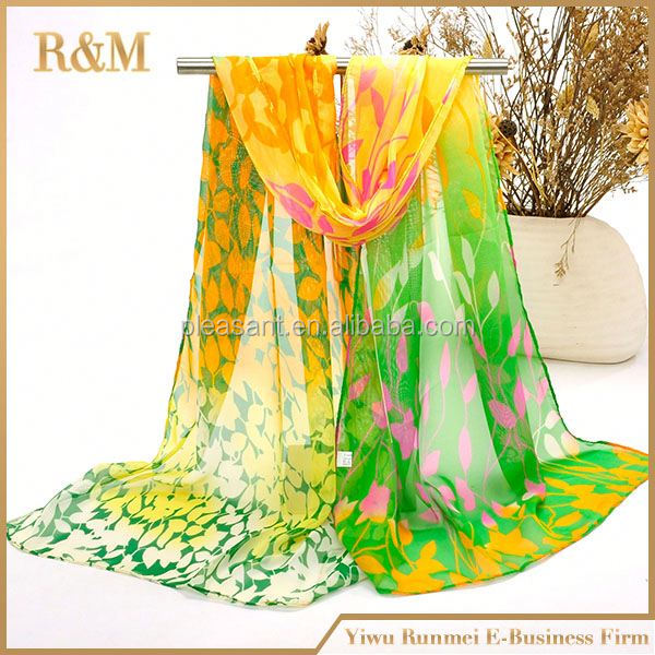 High quality black square silk scarves womens scarf