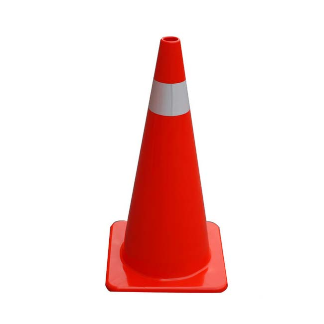 Road Safety PVC Traffic Cone