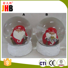 Factory wholesale angel christmas snow globe of Higih Quality