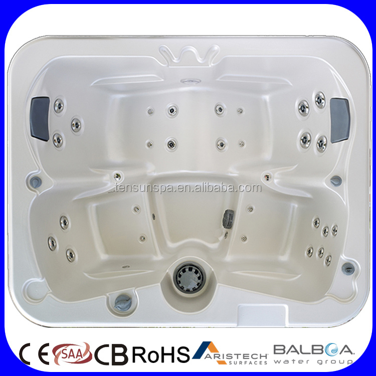 Home bathroom mini indoor hot tub
