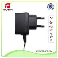 Best Seller !!! 4.5V 4.6V 6.5 DC Adapter 4.5V 500MA Adapter with EU US UK AU CN JP Wall Plug