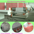 polystyrene banana protective sheet /film manufacturers machine from China